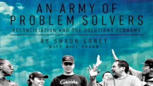 Cover of An Army of Problem Solvers by Shaun Loney